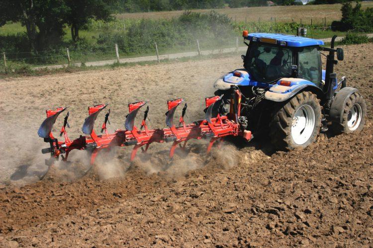 Gregoire Besson rw6 rw6 rw9 Plough, Plow, Reversible, Mounted