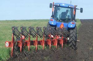 Gregoire Besson SP9 Plough, Plow, Reversible, Mounted